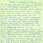 Breast Reduction Testimonial