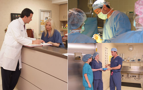 About the Surgical Center