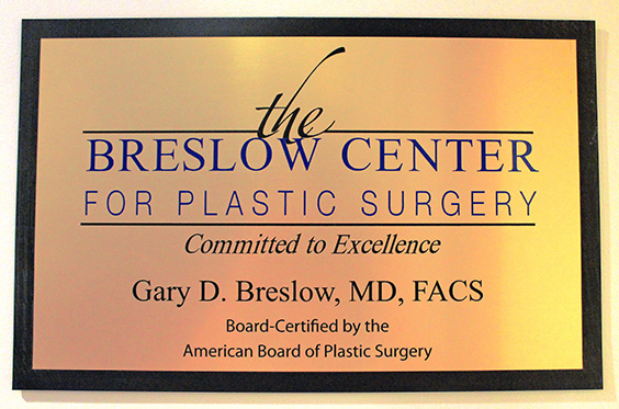 About Us: THE BRESLOW CENTER