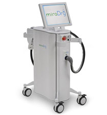 miraDry machine