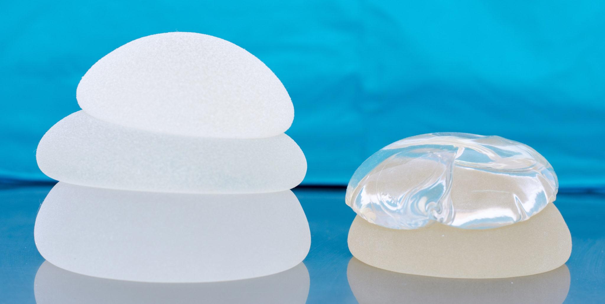 saline vs silicone
