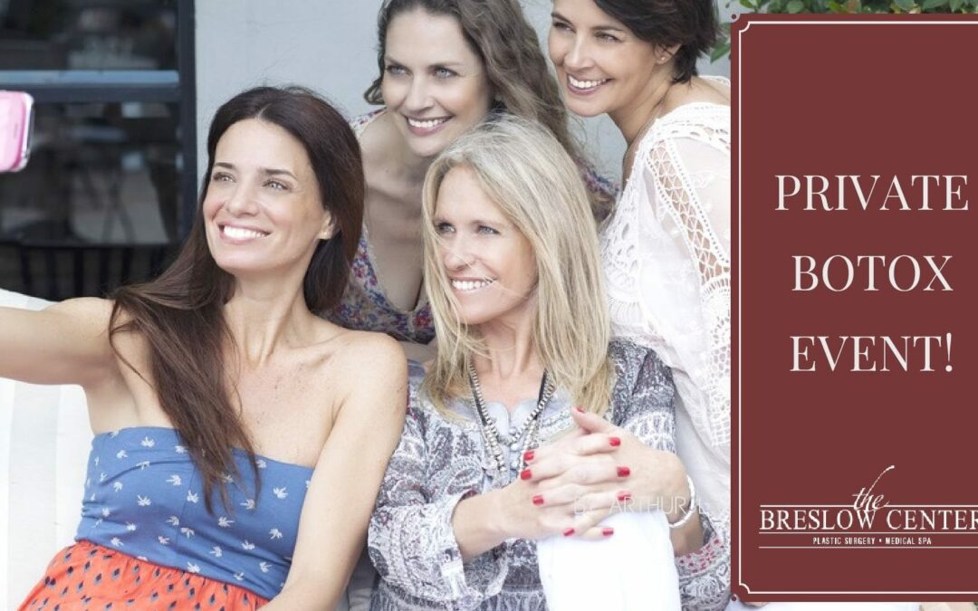 Join Us for a Private Botox Event!